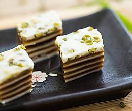 绿豆椰汁千层糕的做法