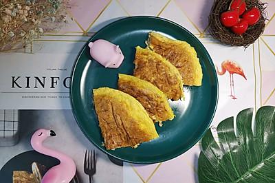 金针菇蛋饼(减脂菜单)