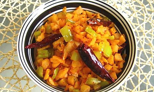 湘赣小菜:香辣萝卜干的做法