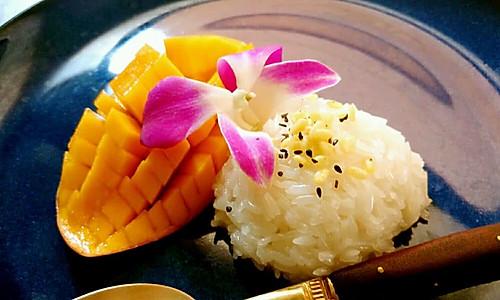 泰国芒果糯米饭[简单三部曲]的做法