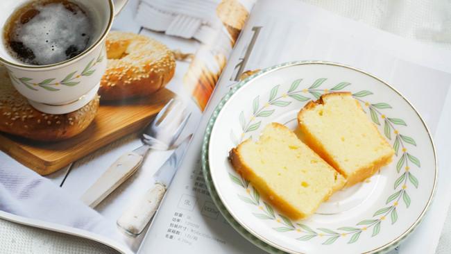 奶酪磅蛋糕的做法