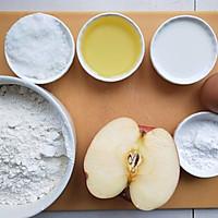 无黄油版苹果麦芬杯的做法图解1