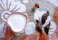 #全电厨王料理挑战赛热力开战!# 菱角奶饮的做法