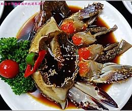 韩国酱油螃蟹的做法