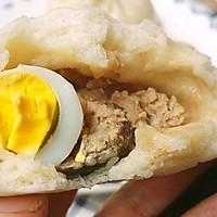 鹌鹑蛋香菇大肉包的做法图解14