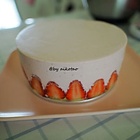 草莓慕斯蛋糕的做法图解25
