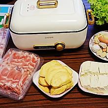 #橄榄中国味 感恩添美味#冬季滋补羊肉火锅