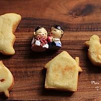 利仁电饼铛试用之六【童趣小蛋糕】