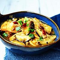 肉末香菇烩老豆腐:夏日家常菜的做法图解19