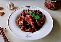 #橄榄中国味 感恩添美味#红焖鸭肉的做法