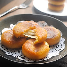 芝心红薯饼