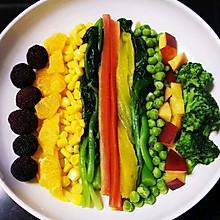 #餐桌上的春日限定#水果蔬菜沙拉