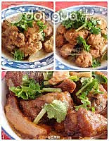 酥肉扣碗/丸子扣碗/排骨扣碗的做法