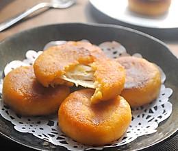 芝心红薯饼的做法
