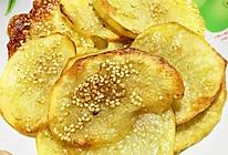 你无法拒绝的孜然烤土豆片(烤箱版)可做减肥零食的做法