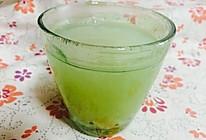 冬日暖饮—马蹄薏米汁的做法