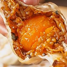 日食记 | 蛋黄肉松烧卖×糯米猪肉烧卖