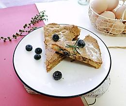 #肉食者联盟#蔓越莓核桃烤年糕