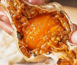 日食记   蛋黄肉松烧卖×糯米猪肉烧卖的做法