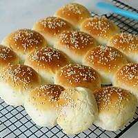 淡奶油小面包的做法图解9