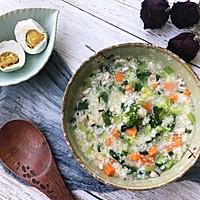海鲜蔬菜粥的做法图解7