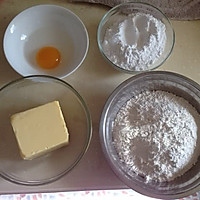 黄油曲奇的做法图解1