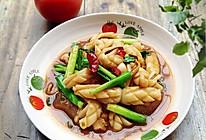 家常菜:宫保鱿鱼的做法