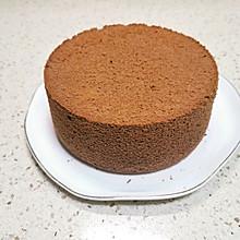 零失败❗️超详细的六寸巧克力戚风蛋糕