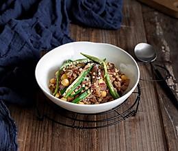鹰嘴豆香菇烩荞麦饭的做法
