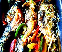 #下饭红烧菜#红烧鲜蔬黄骨鱼的做法