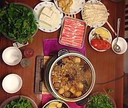晚餐 聚餐 火锅的做法