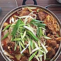 红焖羊肉暖锅