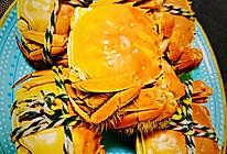 秋食~清蒸大闸蟹的做法
