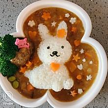 儿童咖喱饭
