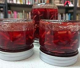 黑布林杏仁李子酱-自制果酱-蜜桃爱营养师私厨的做法