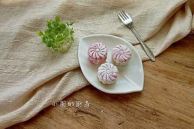 冰皮月饼(附奶黄馅做法)#手作月饼#