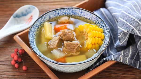 甘蔗羊肉汤的做法