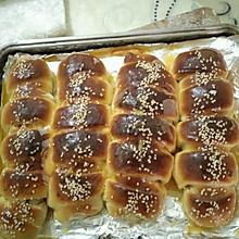肉松烤面包