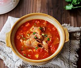 #相聚组个局#番茄肥牛汤的做法