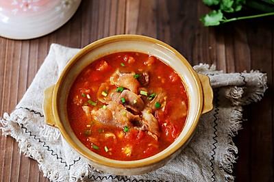 番茄肥牛汤