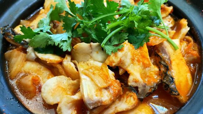 酸爽下饭——泡菜鱼的做法