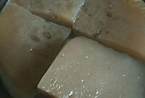 减肥佳品~~自制魔芋豆腐的做法