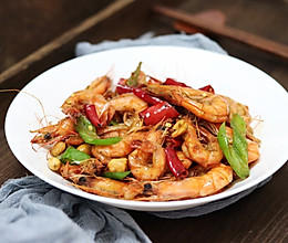#今天吃什么#香辣虾的做法