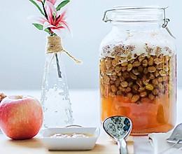 天然酵母天然葡萄种的做法