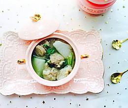 #洗手作羹汤#一煲好汤—白萝卜羊肉汤的做法
