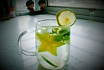 杨桃蜂蜜水的做法