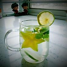 杨桃蜂蜜水