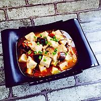 香菇烧豆腐#我要上首页挑战家常菜#的做法图解10