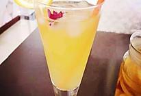 冰凉夏日—柠檬蜂蜜水的做法
