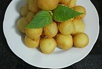 土豆丸子(华丽丽的变身)的做法